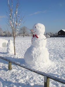 Snow Man Dettingen